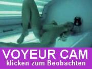 Frauen per Cam live im Solarium beobachten